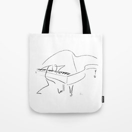 Keith Jarrett – Improvisations in Jazz Tote Bag