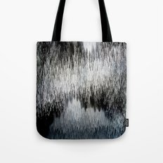 Planet Pixel Out of the Shadows Tote Bag