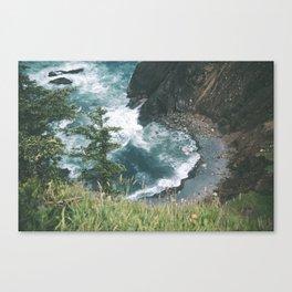 Oregon Coast XII Canvas Print
