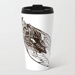 Cicada Metal Travel Mug