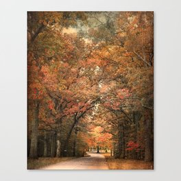 Grove of Memories Canvas Print