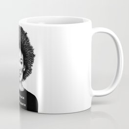 I Am Black Every Month Coffee Mug