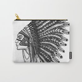 INDIANS - 5 Carry-All Pouch
