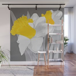 Spring Forward Wall Mural