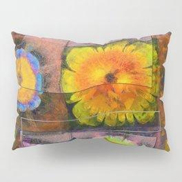Prehepaticus Framework Flower  ID:16165-082221-45091 Pillow Sham