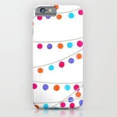 Circle Bunting iPhone 6s Slim Case