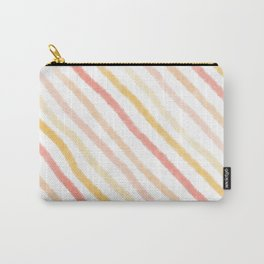 Pattern: Candy Stipes Carry-All Pouch