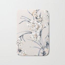flowers / 24 Bath Mat