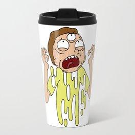 Meltdown Morty (classic color variant) Travel Mug
