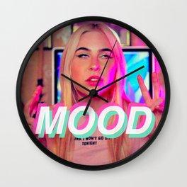 MOOD Wall Clock