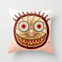 Bottlehead #10 Throw Pillow