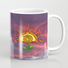 Tudor's Sunrise Coffee Mug