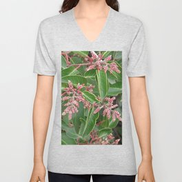 TEXTURES - Sugar Bush Unisex V-Neck