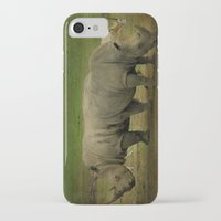 wildlife iPhone & iPod Cases featuring wildlife by Ammar ZABOUN