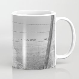Fenced In Westward Coffee Mug