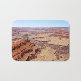 Awesome Grand Canyon View Bath Mat