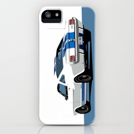 Shelby Mustang GT350 iPhone Case