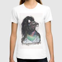 Realis the Aurora Lion. T-shirt