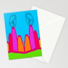 Eyes are Watching Stationery Cards