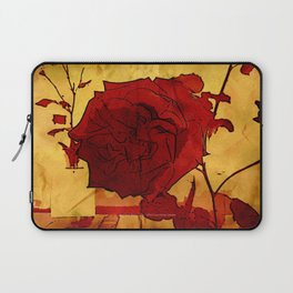 2nd Place Rose - 024 Laptop Sleeve