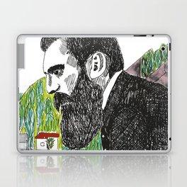 Theodor Herzl - Basel Laptop & iPad Skin