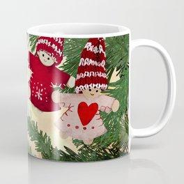 Christmas tree dolls Coffee Mug