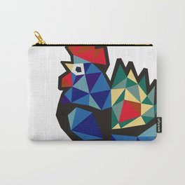 Polish Folk Rooster Carry-All Pouch