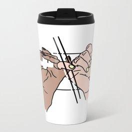 Touch Pt. 1 Metal Travel Mug