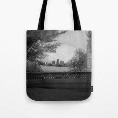 Hatching the Gate Tote Bag