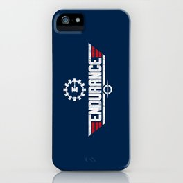 Endurance Top Gun iPhone Case