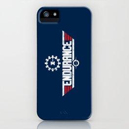 Endurance Top Gun iPhone Case