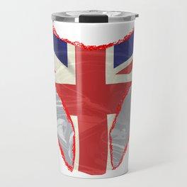 Union Jack Knickers Travel Mug
