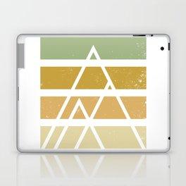 Desert color landscape Laptop & iPad Skin