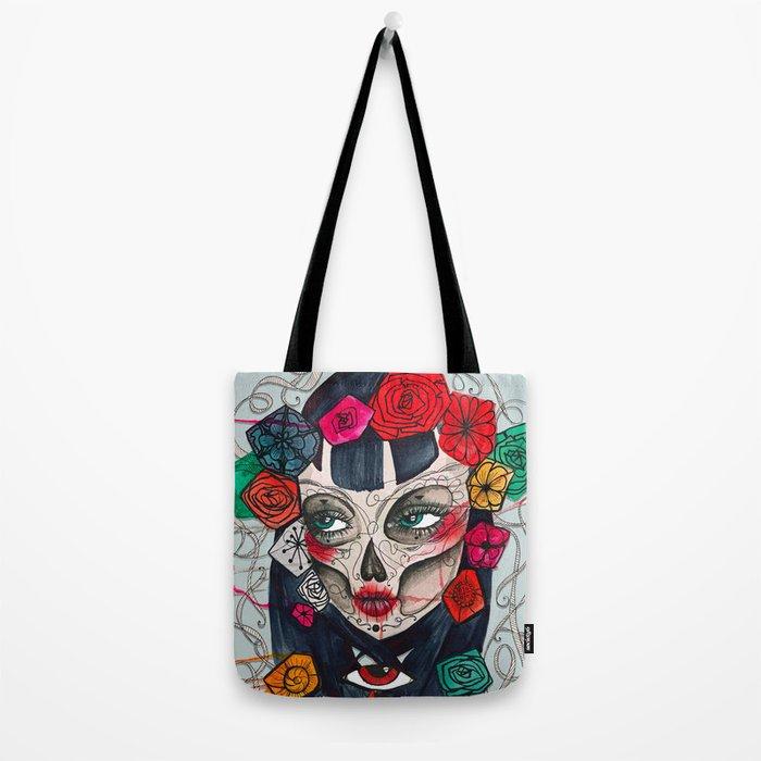 Mexican SK Tote Bag