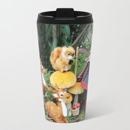 Christmas Carols Travel Mug