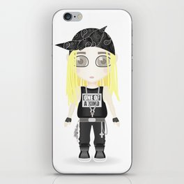 G-Dragon One of a Kind iPhone Skin