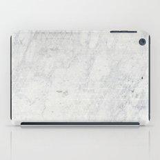 Silver 3D iPad Case