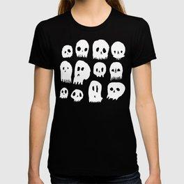 Spooky Skulls T-shirt