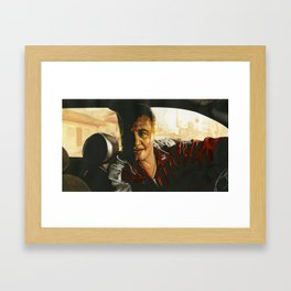 Paulie Framed Art Print