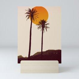 how tall are you Mini Art Print