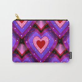 Passion Pattern Carry-All Pouch