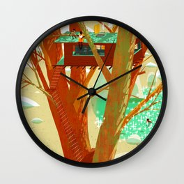 Other Life Wall Clock