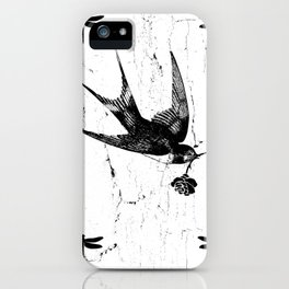 Peace Bringer iPhone Case