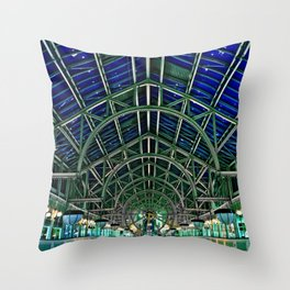 Heaven's Gate Throw Pillow