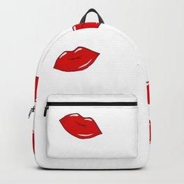 Kiss me tender. Art. Backpack