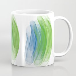 worm holes Coffee Mug