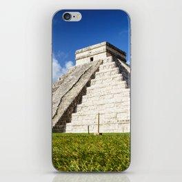 Chichen Itza Yucatan Mexico iPhone Skin