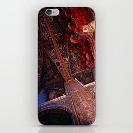Looking Up - Albi Cathedral iPhone Skin