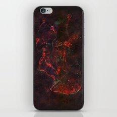 Jellyfish Dust iPhone & iPod Skin