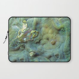 Chalcedony landscape Laptop Sleeve